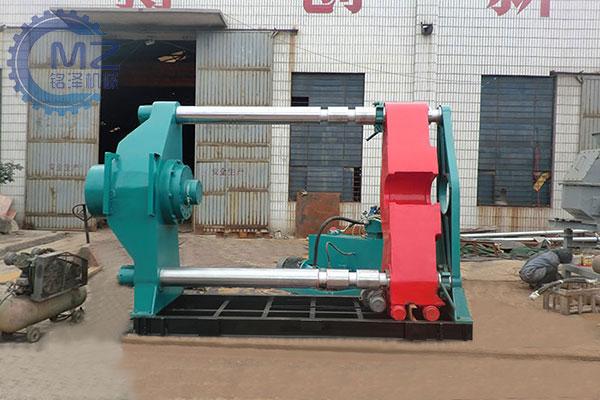 轮轴压装机